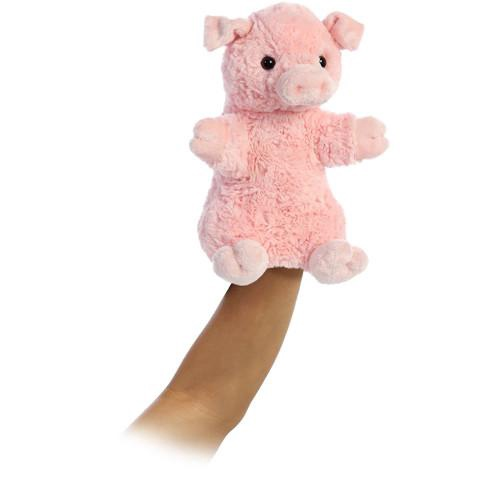 PINKY THE PIG PUPPET