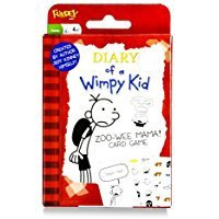 WIMPY KID CARD GAME