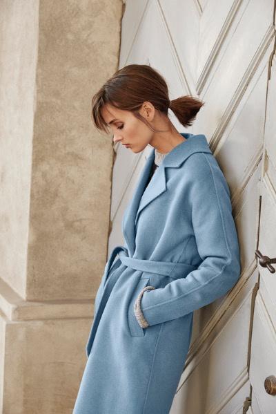 Part Two Misty Coat Blue