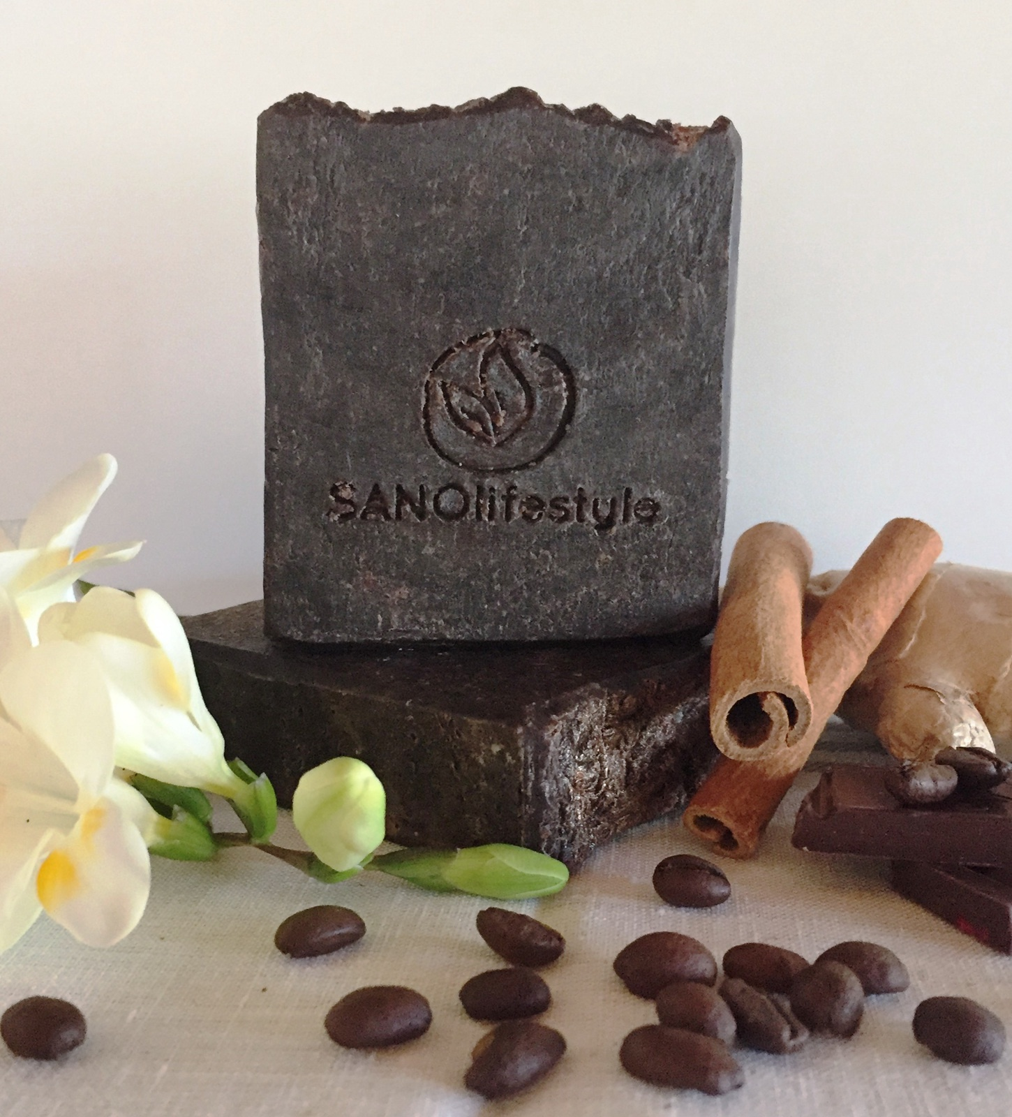 Spiced Mocha Bar Soap