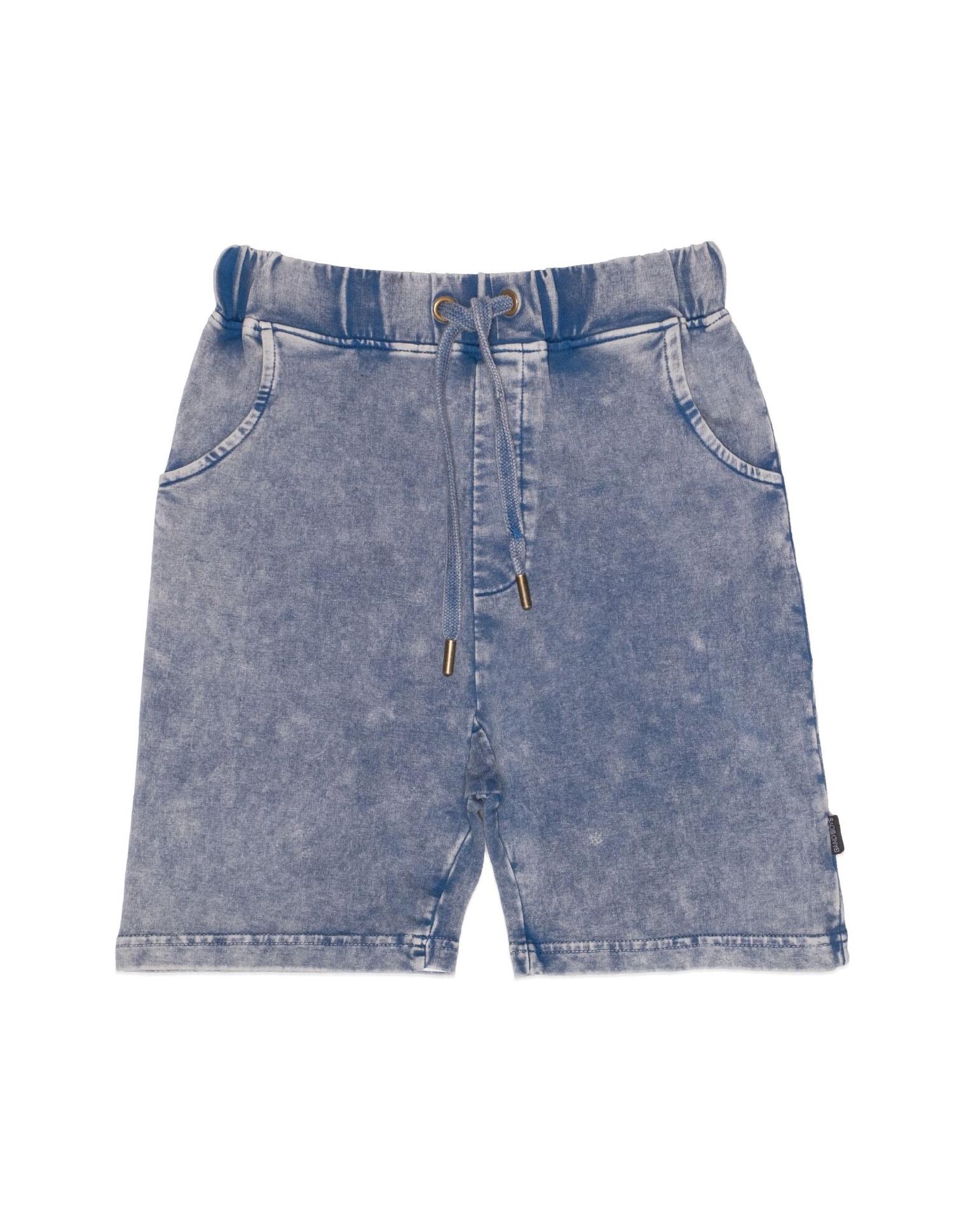 BOB Bandits Vintage Blue Shorts