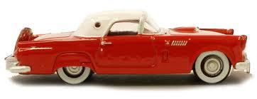 Oxford #87TH56004 1/87 1955 Ford Thunderbird