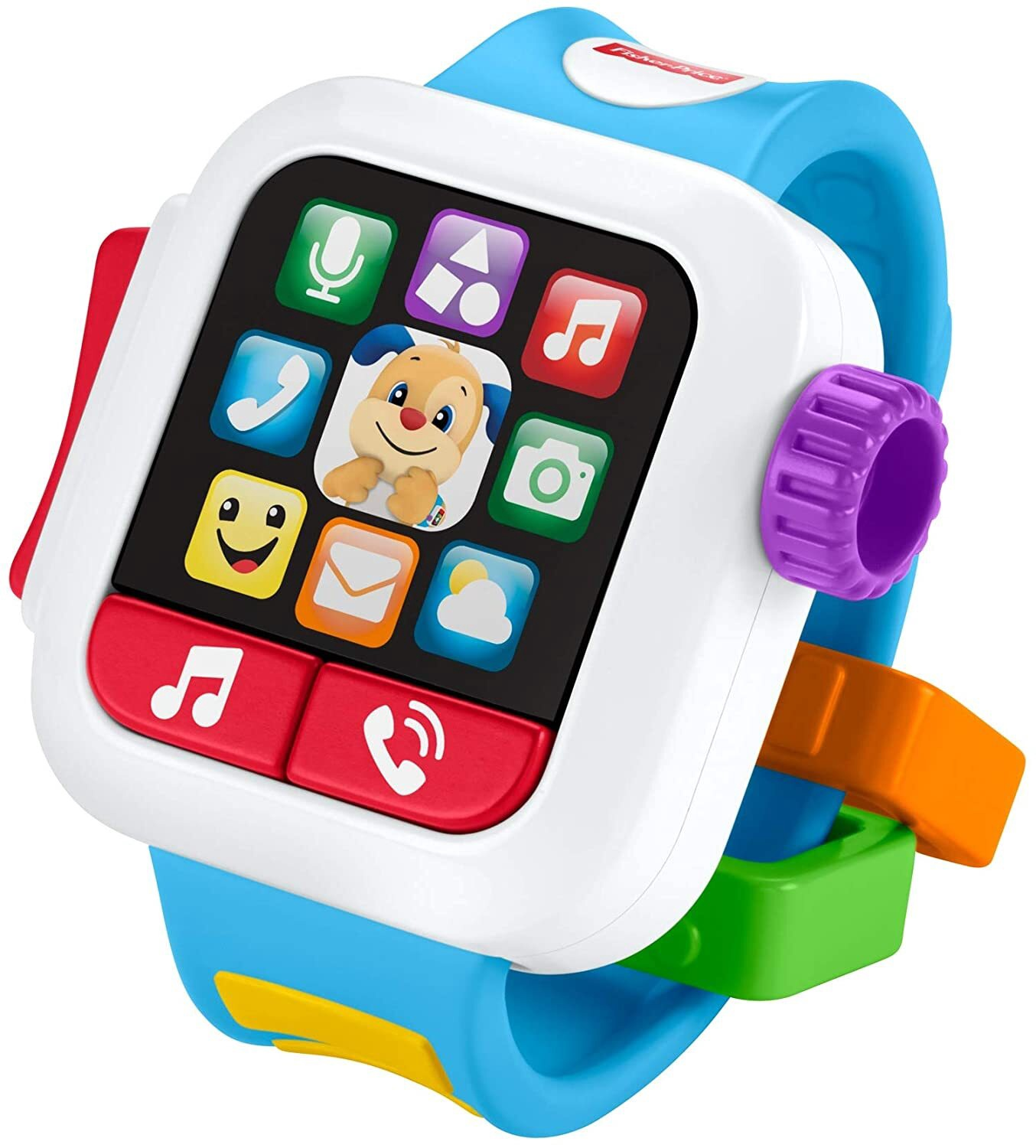LAUGH & LEARN SMART WATCH