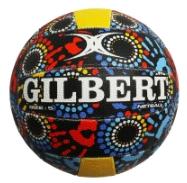 Gilbert Supporter Ball - Indigenous: Multi (size 5)