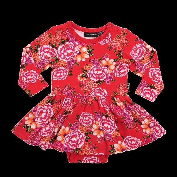 RYB TOKYO JO LS WAISTED DRESS Baby