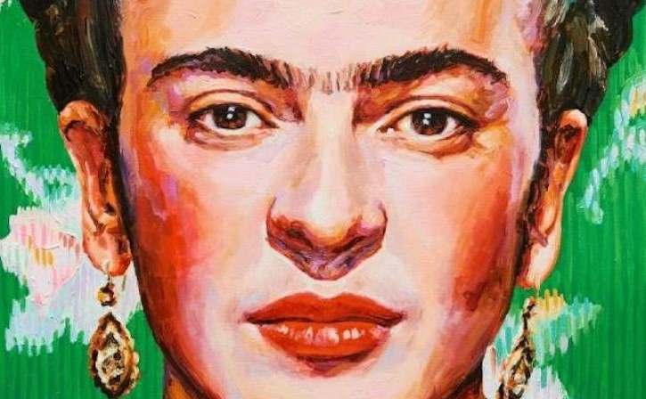 The Art Bar - Frida Kahlo, high-brow portrait painting: Saturday September 14 2019 at 7pm