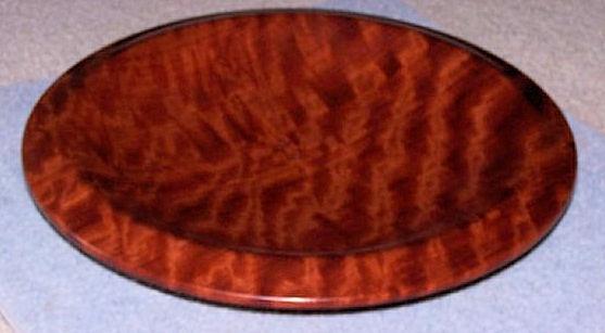 Red Gum Platter