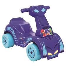 PJ MASKS SCOOT'N RIDE WITH SOUND