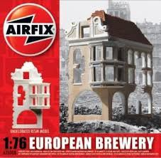 Airfix #275008 1/72 European Brewery Resin Model