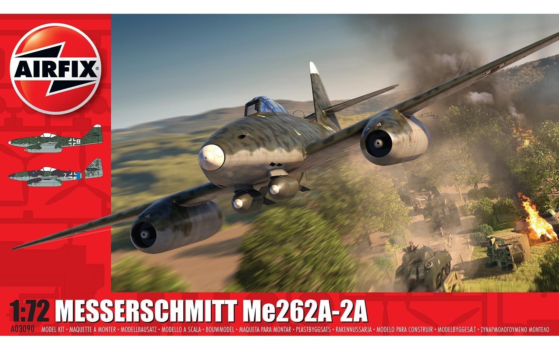 Airfix #A03090 1/72 Messerschmitt Me262A-2A