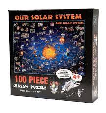 OUR SOLAR SYSTEM 100 PCS