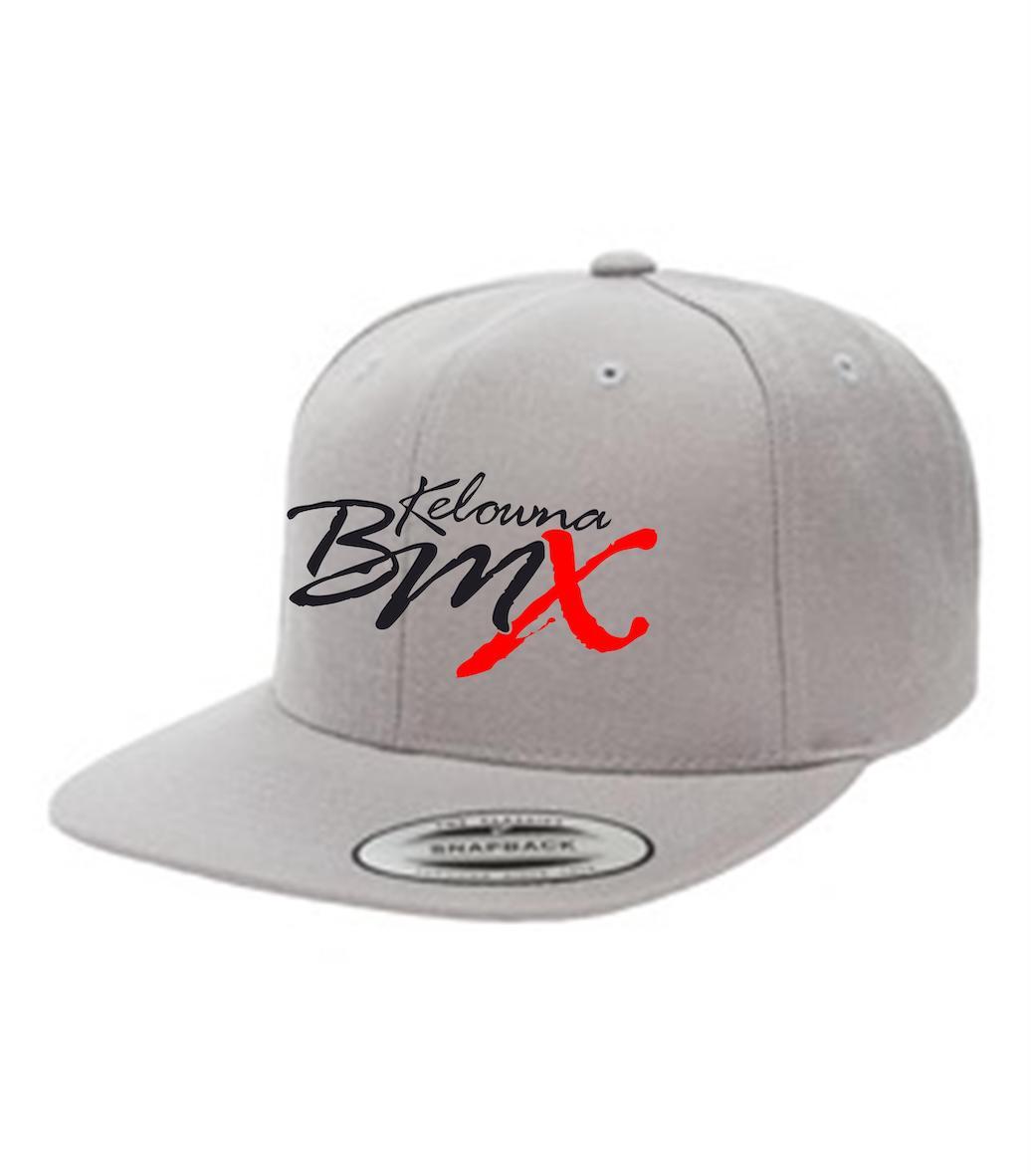 Kelowna BMX FlatBrim SnapBack Hat