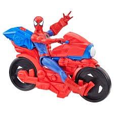 SPIDER-MAN TITAN HERO SERIES POWER CYCLE