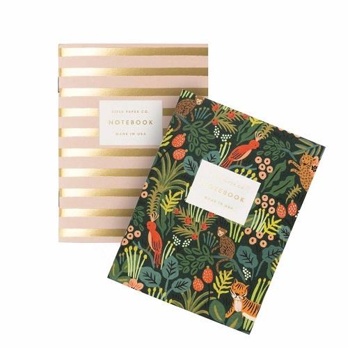 Jungle Pocket Notebook Pair