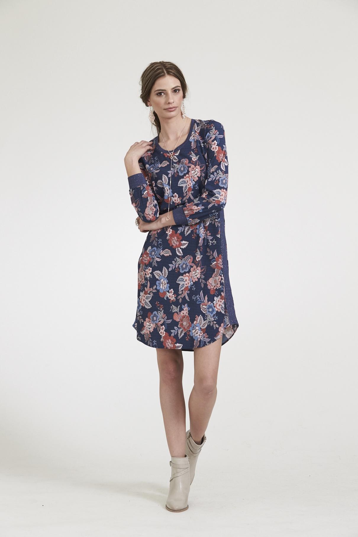 ls1306 Tapestry  Dress