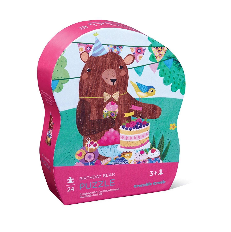 BIRTHDAY BEAR PUZZLE