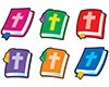 T 46701 BIBLE STICKERS