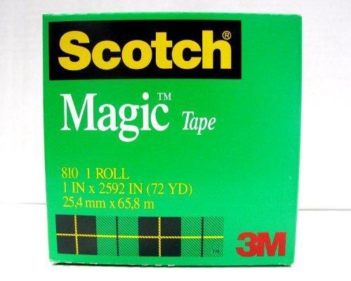 SWI 810-3/4X36 3M SCOTCH MAGIC TAPE REFILLS