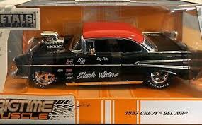Jada #30533 1/24 1957 Chevy Bel Air