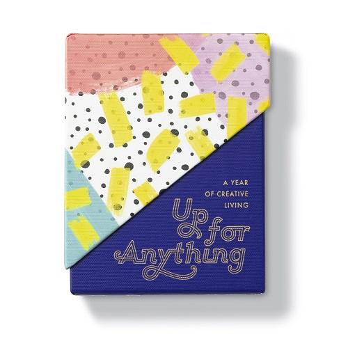 Up For Anything Note Cards