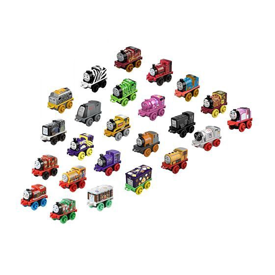 THOMAS THE TANK MINIS ADVENT CALENDAR