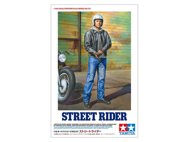 Tamiya #14137 1/12 Street Rider