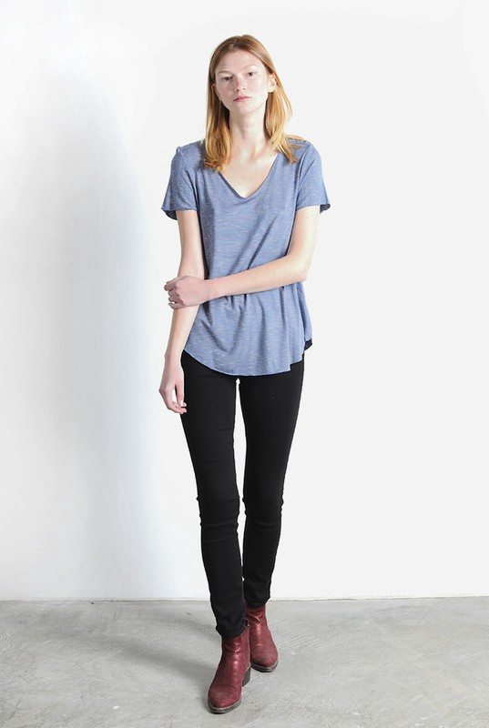 Everyday Basic Short Sleeve Top