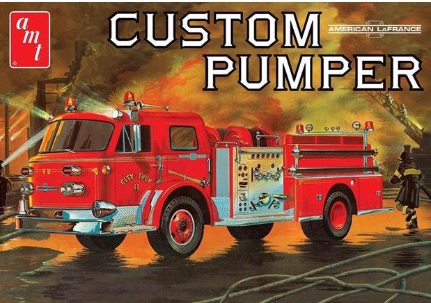 AMT #1053 1/25 LaFrance Fire Truck