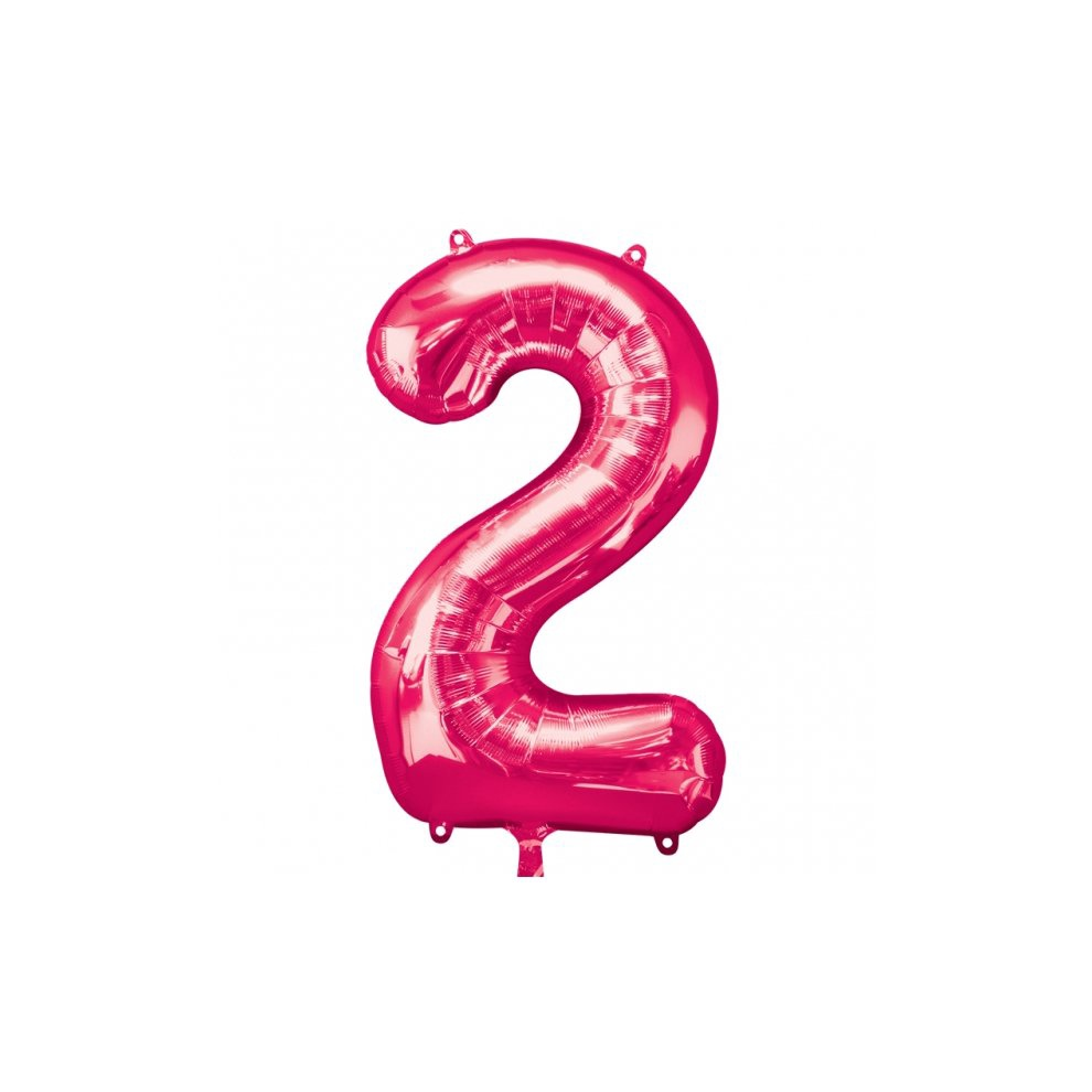 NUMBER 2 PINK 33