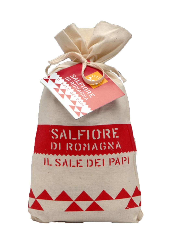 Salina Di Cervia Salfiore di Romagna Salt 1kg