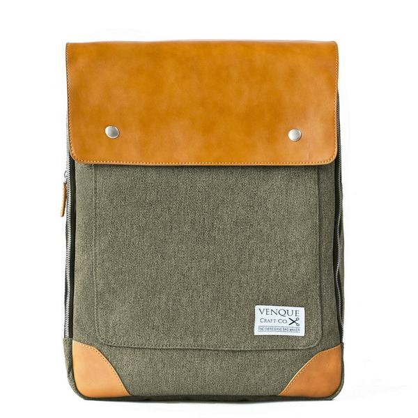 VENQUE - FLATSQUARE IN BROWN
