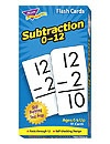T 53103 SUBTRACTION 0-12 FLASH CARDS