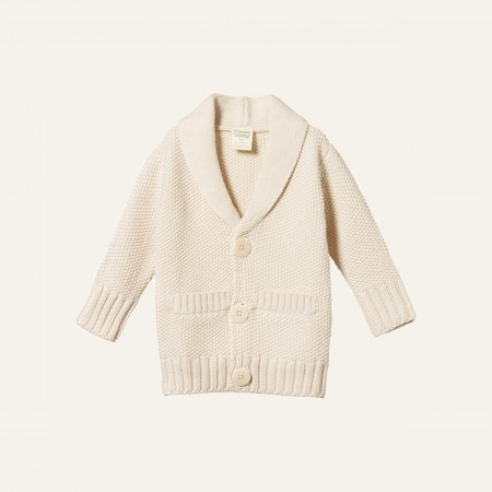 WILLOW CARDIGAN - NATURAL