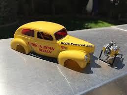 AMT #1088 1/25 1940 Ford Sedan Gasser