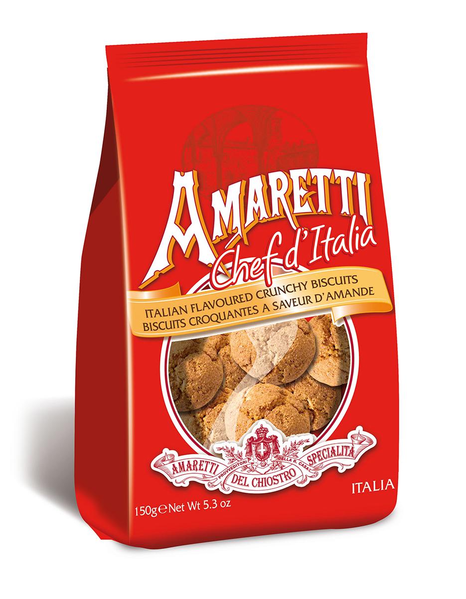 Chiostro Chef d'Italia Amaretti 150g