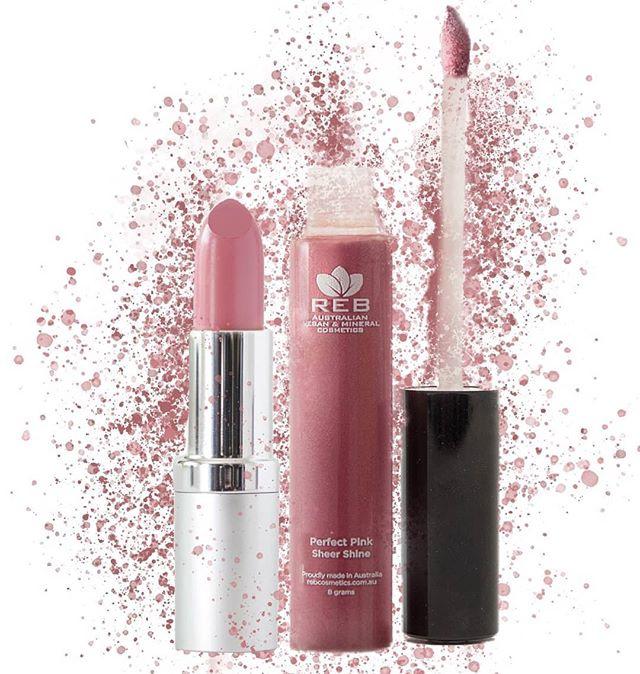 Lipstick - Perfect Pink