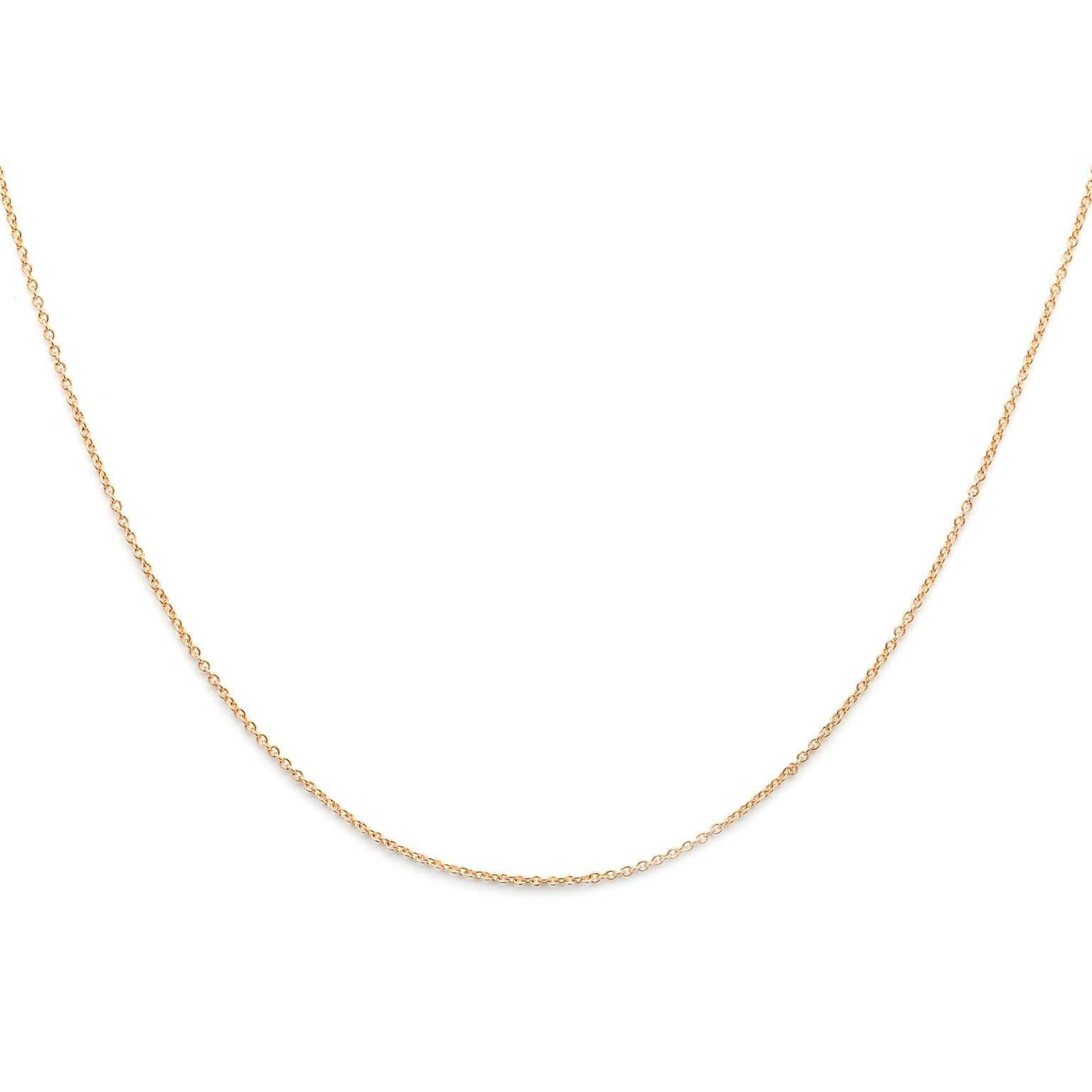ADORNED-BUILD YOU OWN NECKLACE (GOLD)- 20