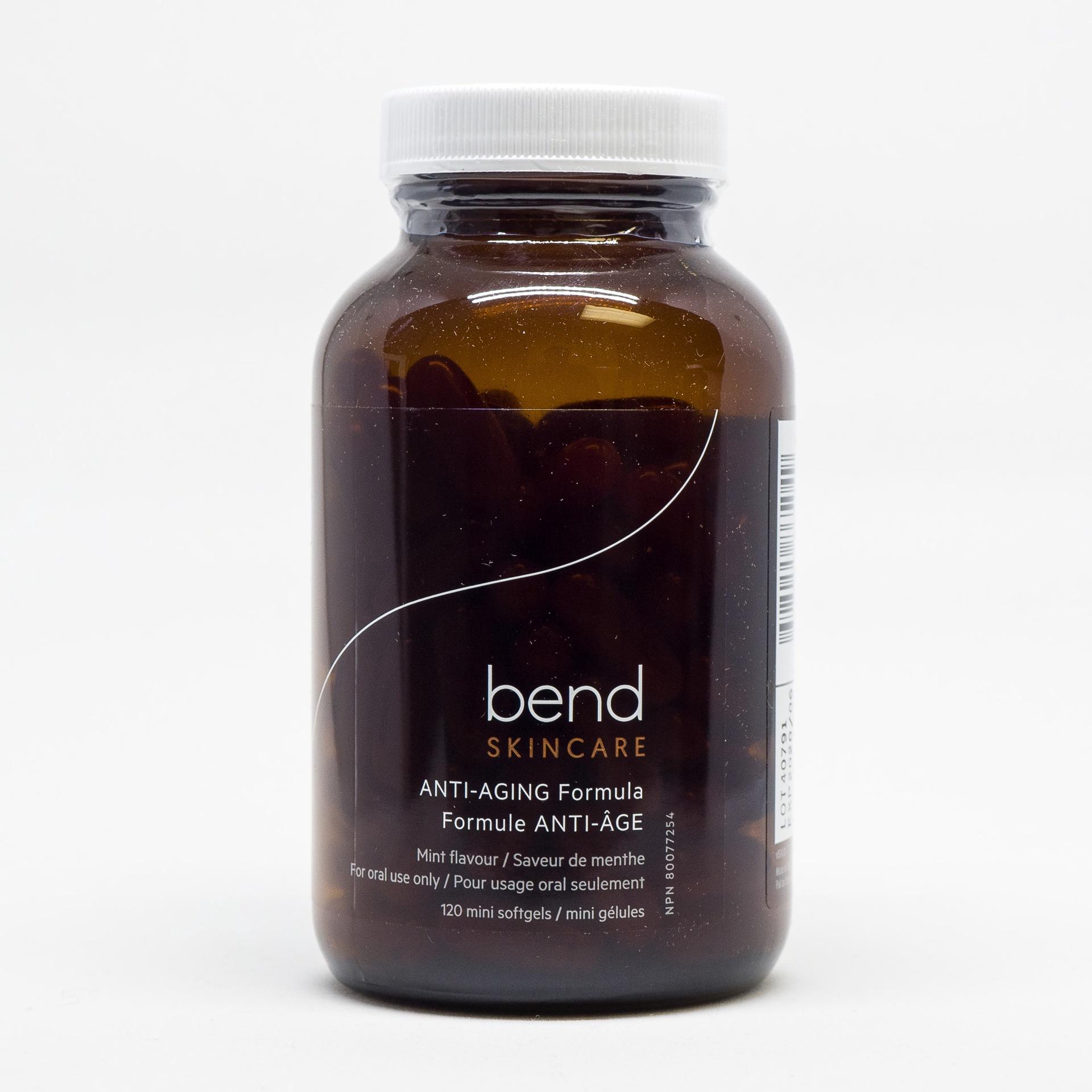 Bend Anti-Aging - Capsules