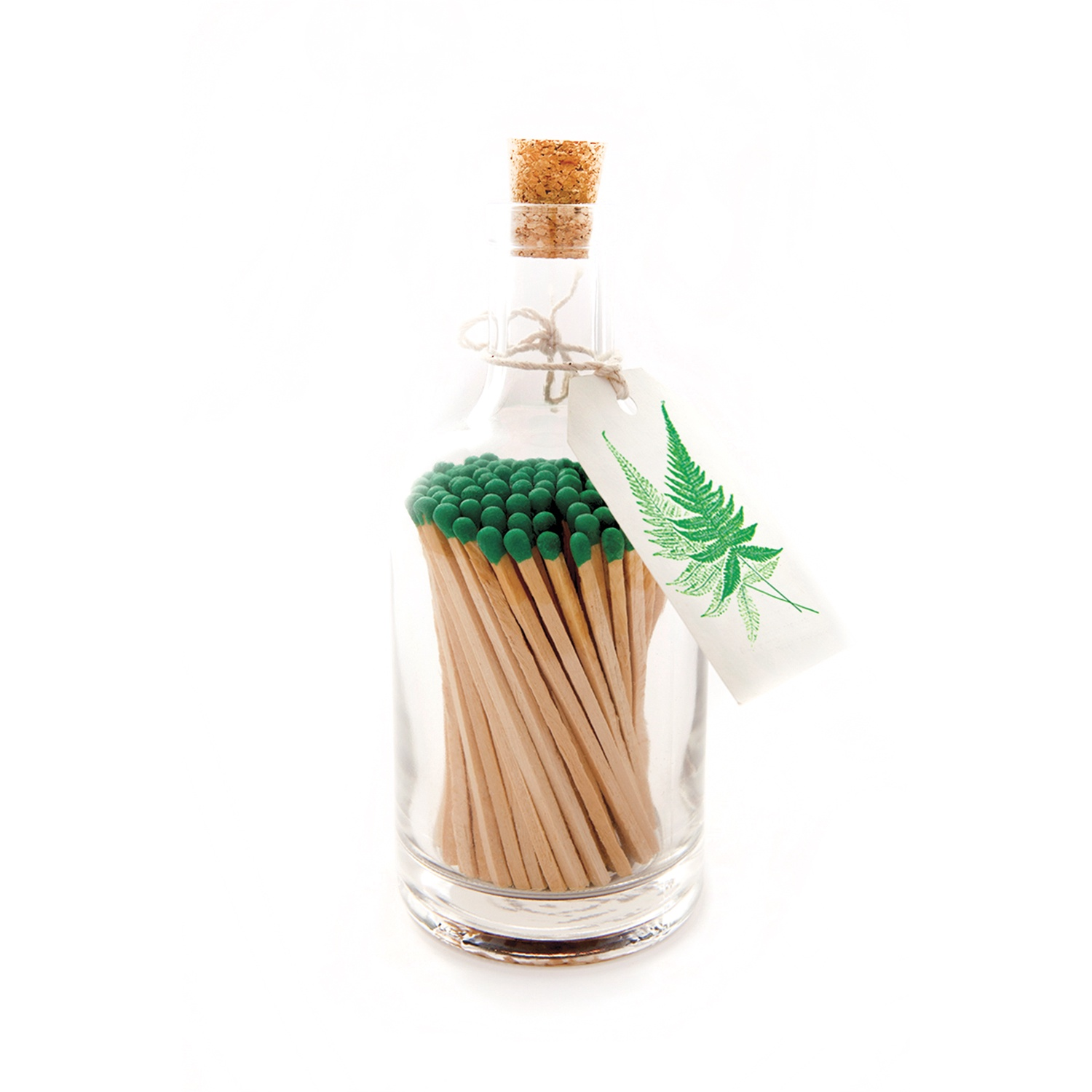 Fern Bottle Matches