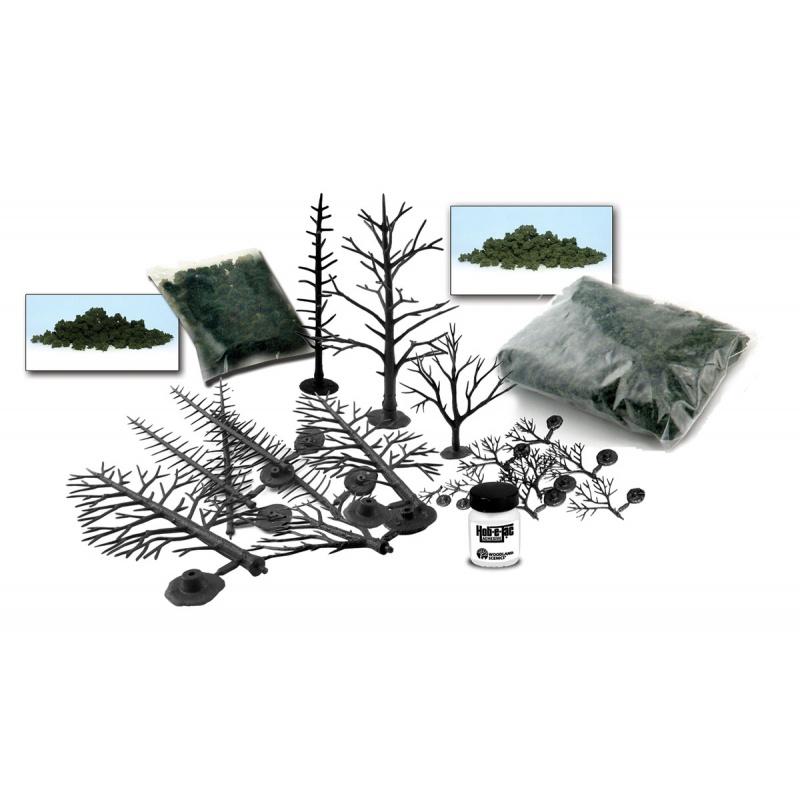 Woodland Scenics #LK953 Learning Kit-Trees