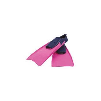 Tech Blade Long Blade Fins Pink / Navy