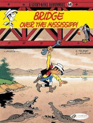 Lucky Luke Adventure #68 Bridge Over The Mississippi
