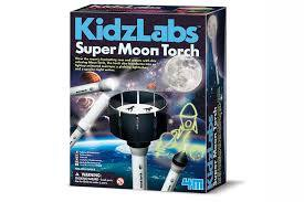 KIDZ LABS SUPER MOON TORCH