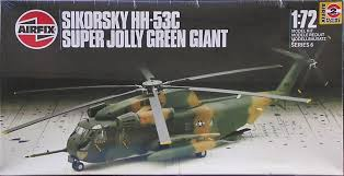Airfix 06003 1/72 Sikorsky HH-53C Super Jolly Green Giant
