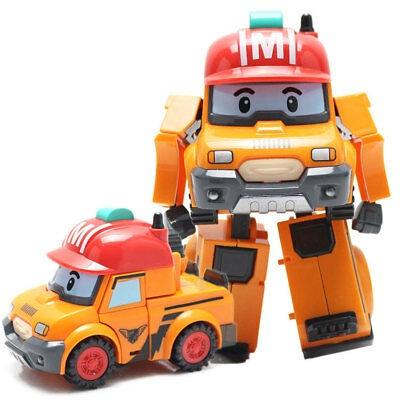 POLI TRANSFORMING ROBOT MARK