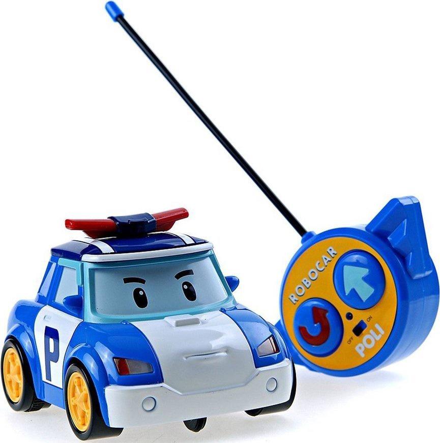 POLI-RC RACER POLI