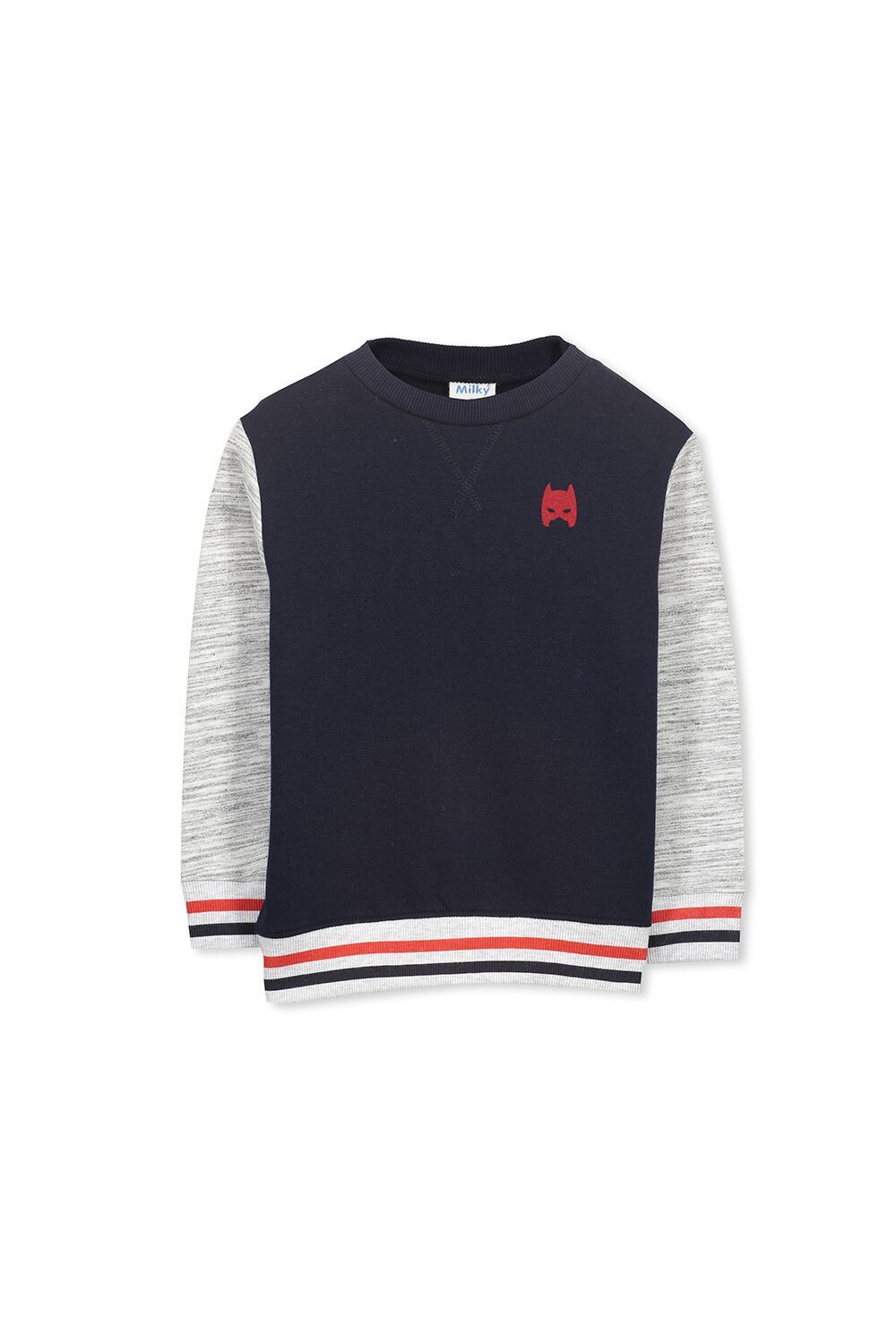 Milky CREW SWEAT