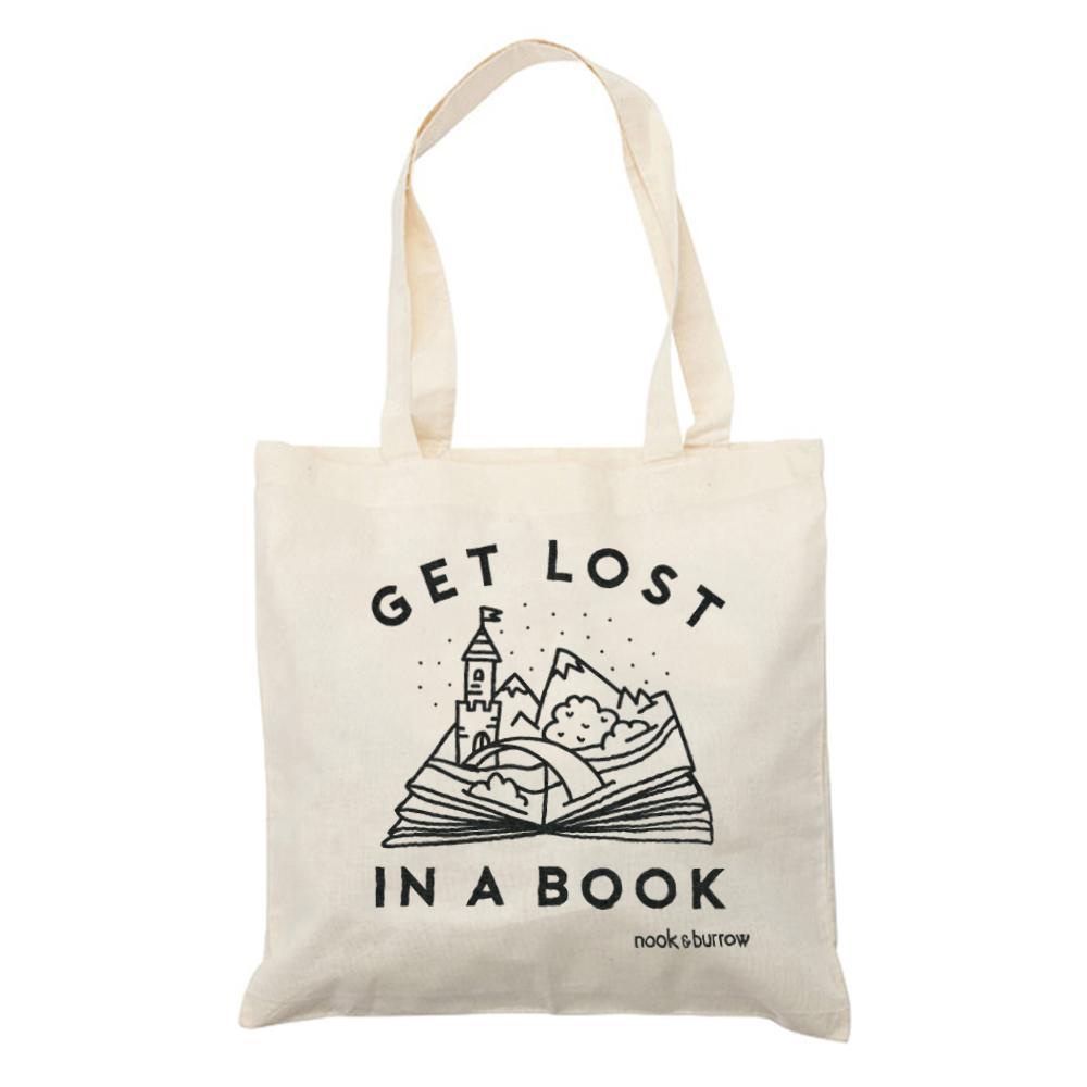Get Lost | tote bag