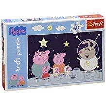 PEPPA PIG PUZZLE 60PCS