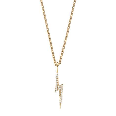 Estella Bartlett Lightning Necklace